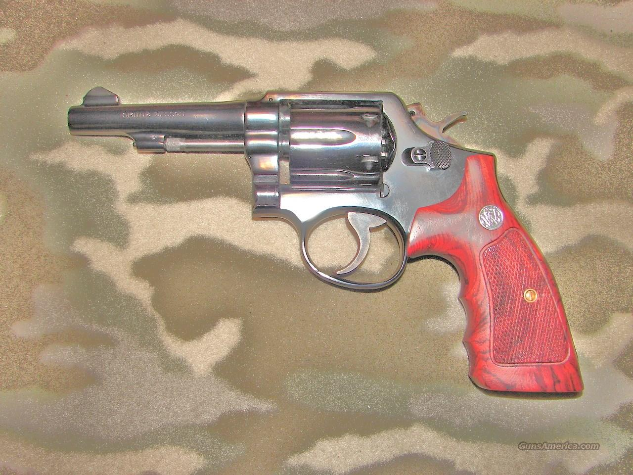 Smith & Wesson 10-5  Guns > Pistols > Smith & Wesson Revolvers > Model 10