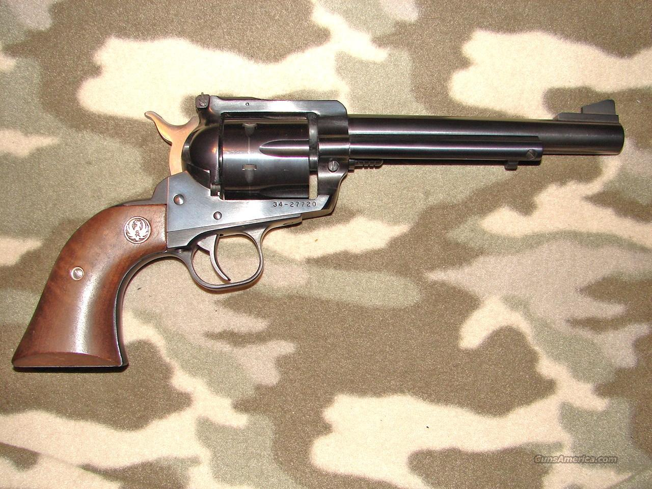 Ruger NM Blackhawk  Guns > Pistols > Ruger Single Action Revolvers > Single Six Type
