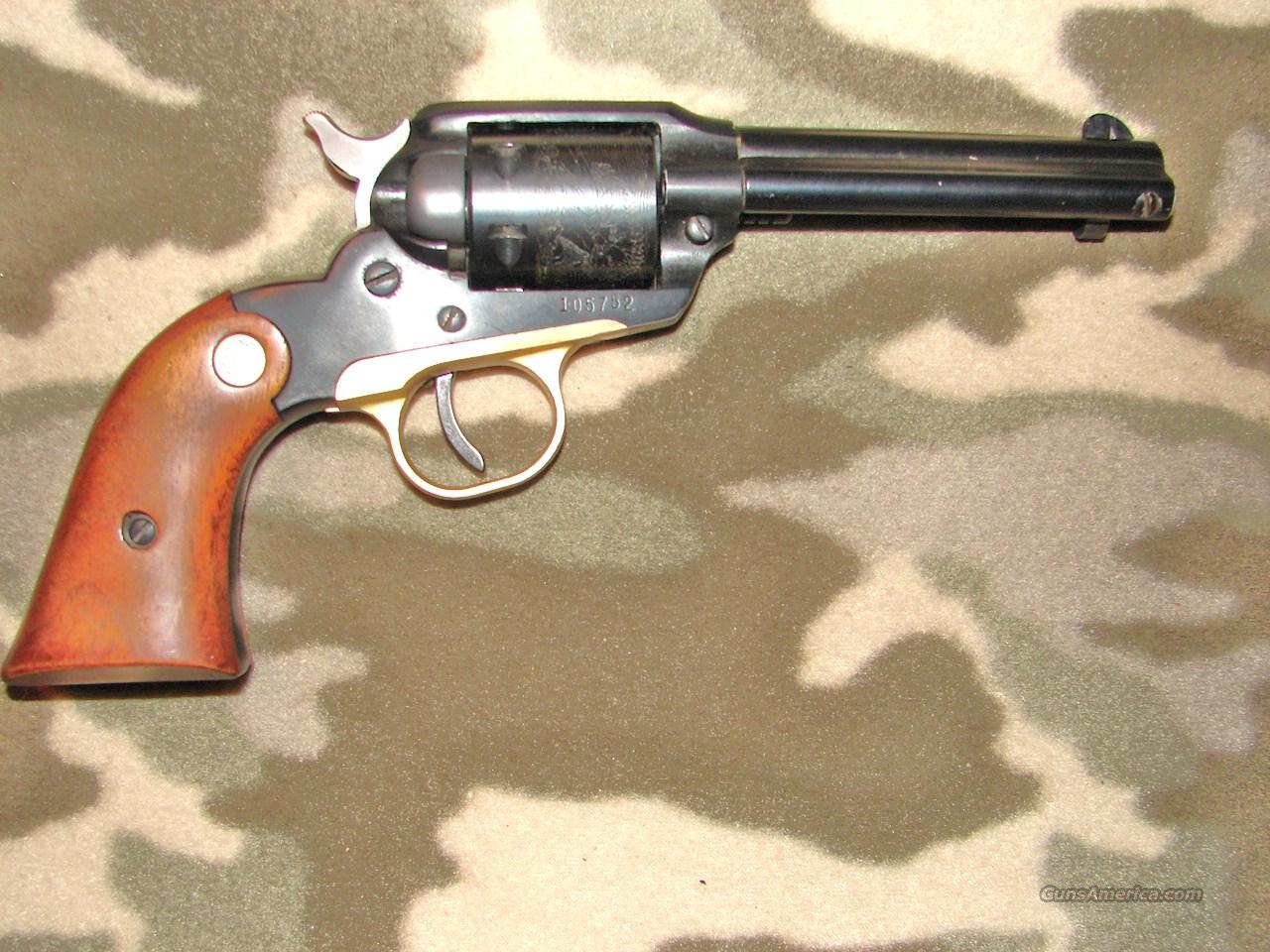 Ruger OM Bearcat Revolver  Guns > Pistols > Ruger Single Action Revolvers > Single Six Type