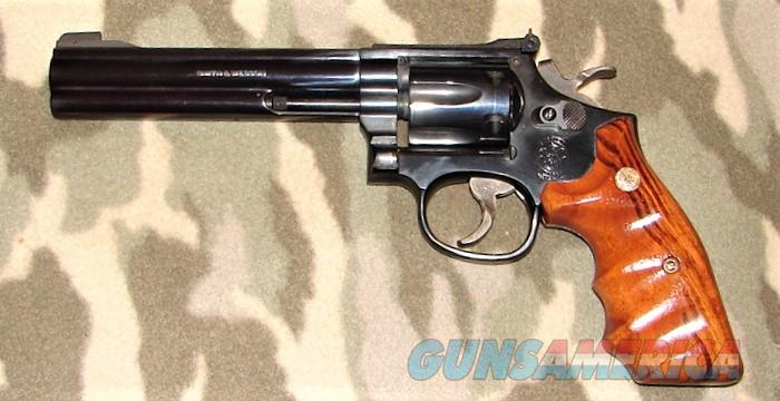 Smith & Wesson 17-6  Guns > Pistols > Smith & Wesson Revolvers > Med. Frame ( K/L )