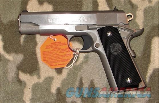 Colt Commander SS   Guns > Pistols > Colt Automatic Pistols (1911 & Var)