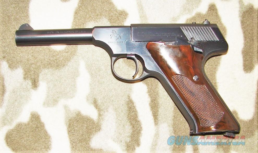 Colt Challenger  Guns > Pistols > Colt Automatic Pistols (22 Cal.)