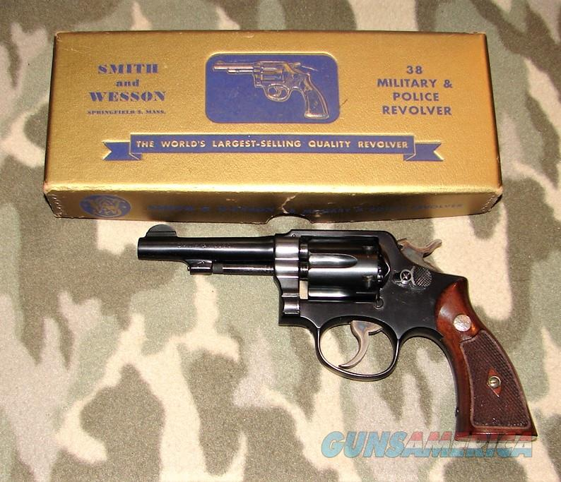 Smith & Wesson M&P HE  Guns > Pistols > Smith & Wesson Revolvers > Med. Frame ( K/L )