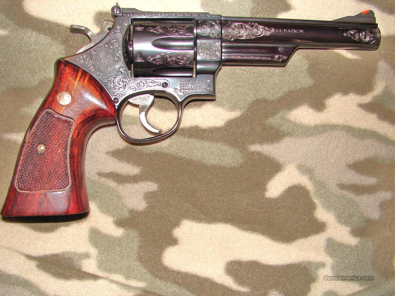 Smith & Wesson 29-3 Eng.  Guns > Pistols > Smith & Wesson Revolvers > Full Frame Revolver