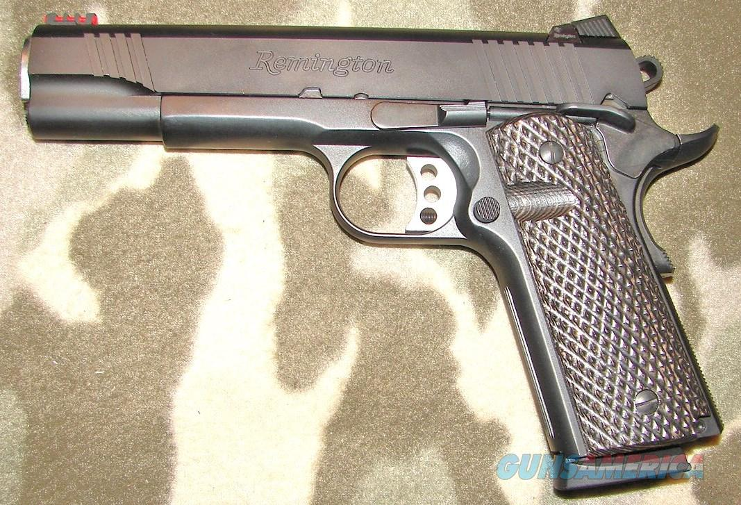 Remington 1911 R1 Enhanced   Guns > Pistols > Remington Pistols - Modern
