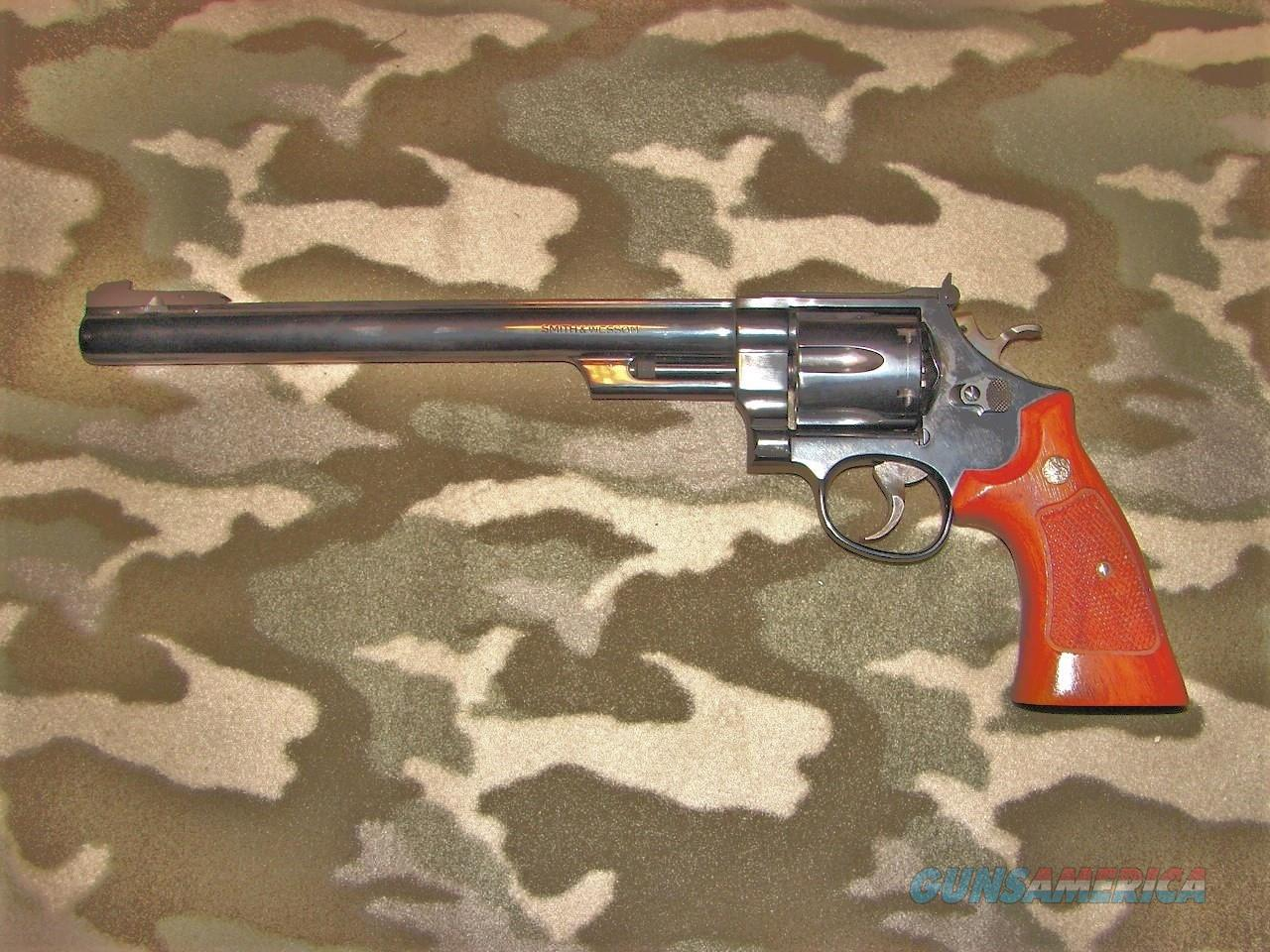 Smith & Wesson 29-3 Silhouette   Guns > Pistols > Smith & Wesson Revolvers > Full Frame Revolver