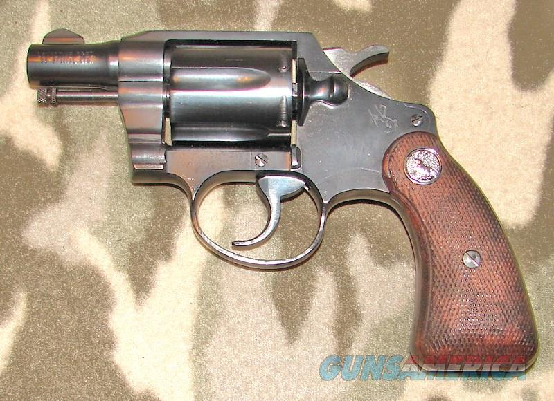 Colt Detective Special 2nd issue  Guns > Pistols > Colt Double Action Revolvers- Modern