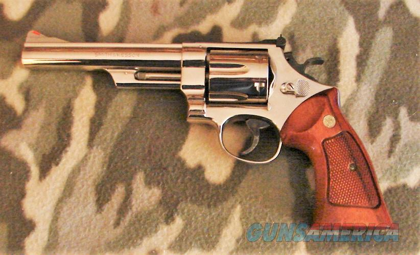 Smith & Wesson 57   Guns > Pistols > Smith & Wesson Revolvers > Full Frame Revolver