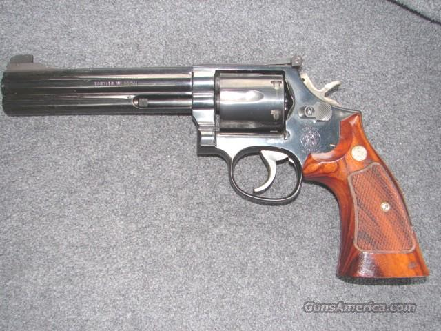 Smith & Wesson 586   Guns > Pistols > Smith & Wesson Revolvers > Full Frame Revolver