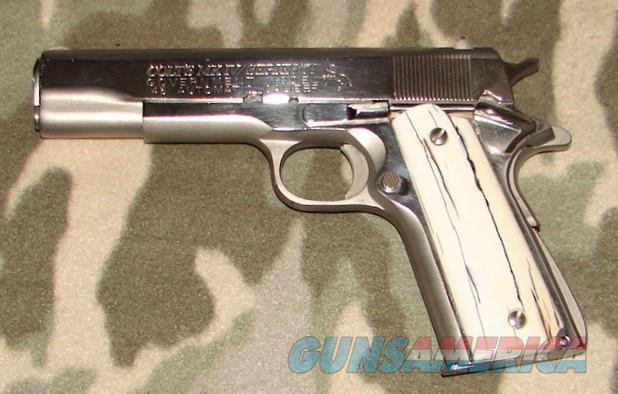 Colt Govt series 70   Guns > Pistols > Colt Automatic Pistols (1911 & Var)