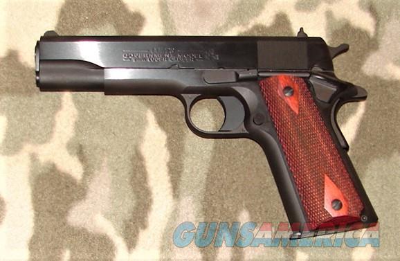 Colt GM 0 Series   Guns > Pistols > Colt Automatic Pistols (1911 & Var)