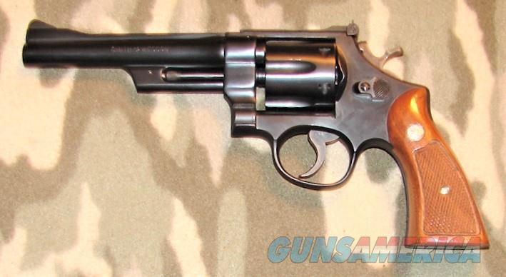 Smith & Wesson 28-2   Guns > Pistols > Smith & Wesson Revolvers > Full Frame Revolver