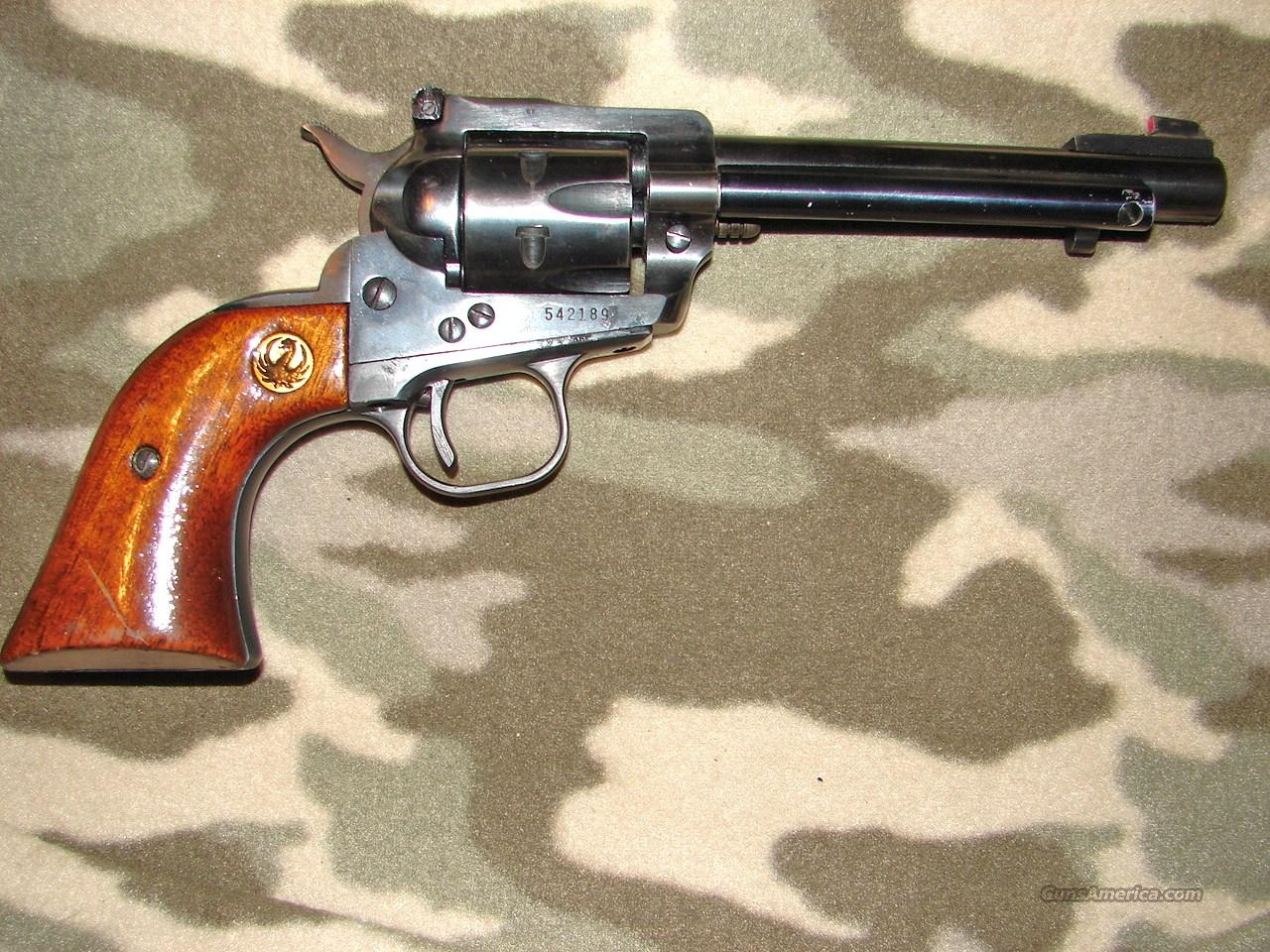 Ruger OM Single-Six    Guns > Pistols > Ruger Single Action Revolvers > Single Six Type