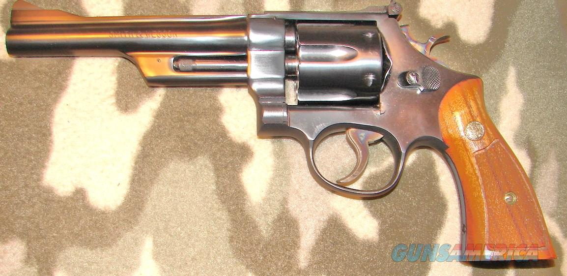 Smith & Wesson 28 – 2  Guns > Pistols > Smith & Wesson Revolvers > Full Frame Revolver