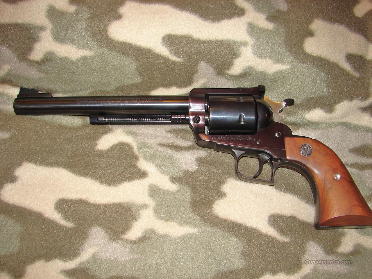 Ruger NM Super Blkhwk  Guns > Pistols > Ruger Single Action Revolvers > Blackhawk Type