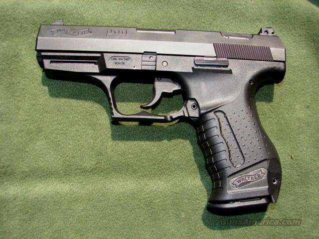 Walther P99 .40 S&W,  Guns > Pistols > Walther Pistols > Post WWII > Large Frame Autos