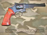 Smith & Wesson 53  Guns > Pistols > Smith & Wesson Revolvers > Full Frame Revolver