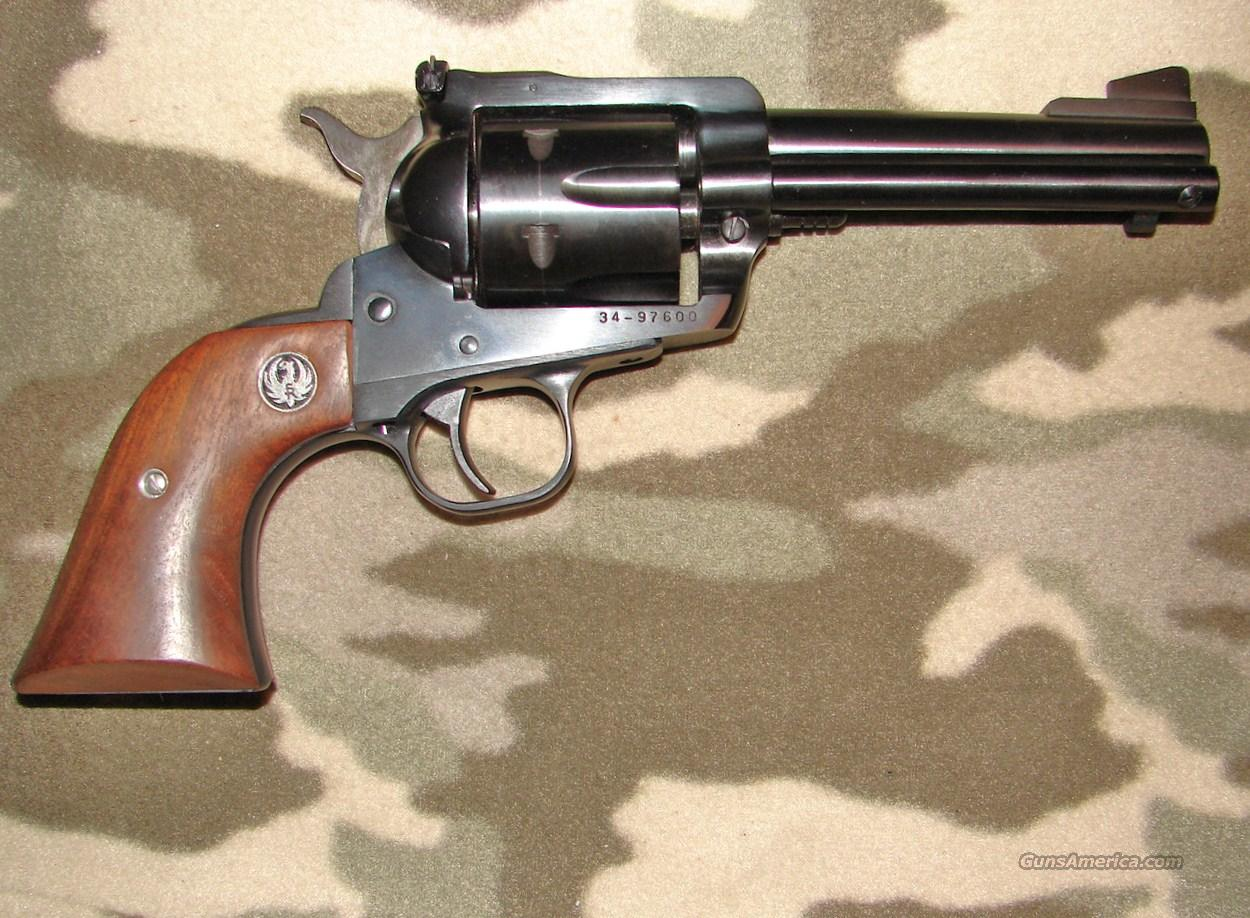 Ruger N M Blackhawk  Guns > Pistols > Ruger Single Action Revolvers > Blackhawk Type
