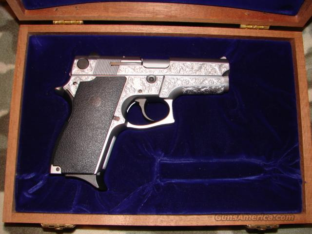 Smith & Wesson 469 Engraved   Guns > Pistols > Smith & Wesson Pistols - Autos > Alloy Frame