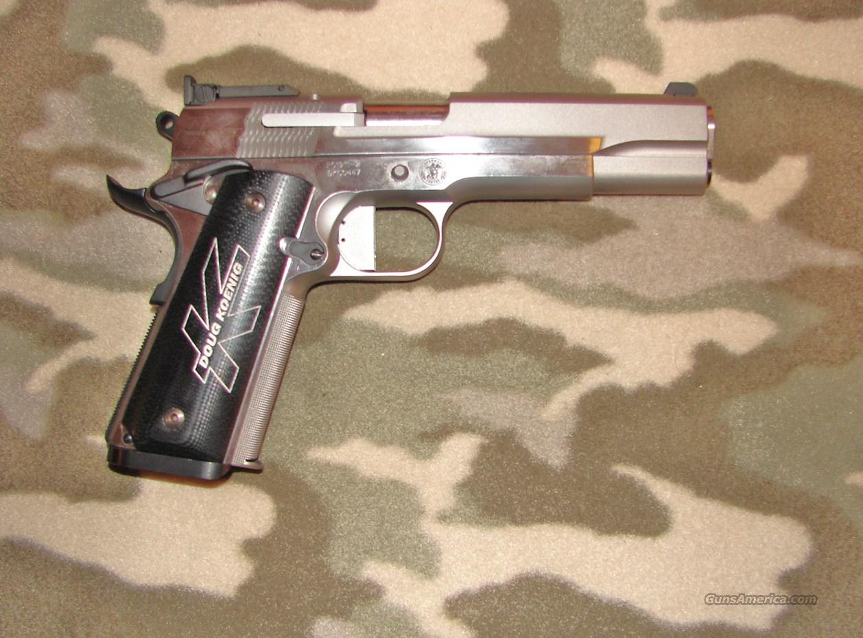 Smith & Wesson PC1911-2 .38 Super  Guns > Pistols > Smith & Wesson Pistols - Autos > Steel Frame