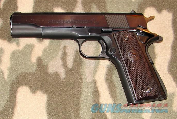 Colt Government Model '68  Guns > Pistols > Colt Automatic Pistols (1911 & Var)