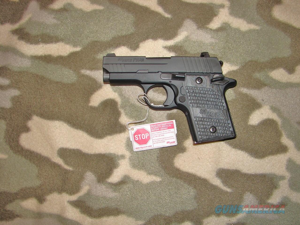 Sig Sauer P938  Guns > Pistols > Sig - Sauer/Sigarms Pistols > Other