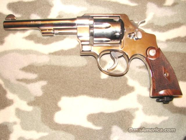 Smith & Wesson 22-4 45ACP  Guns > Pistols > Smith & Wesson Revolvers > Full Frame Revolver