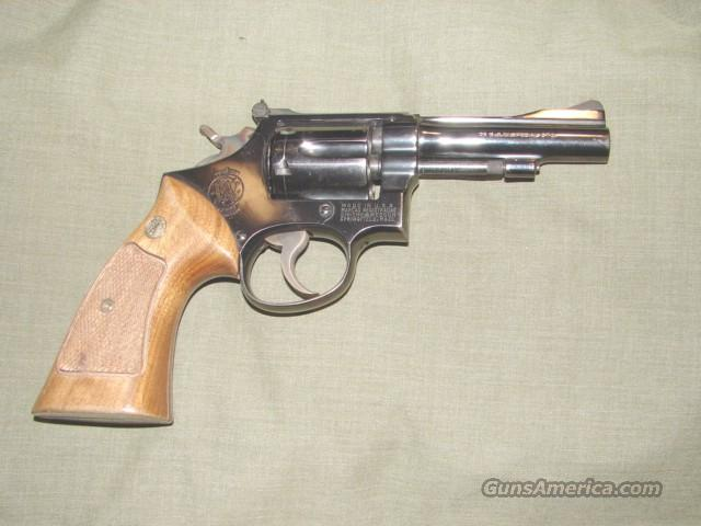Smith & Wesson K-38  Pre-Model 15  Guns > Pistols > Smith & Wesson Revolvers > Full Frame Revolver
