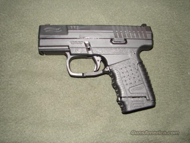 Walther PPS .40 SW  Guns > Pistols > Walther Pistols > Post WWII > PP Series