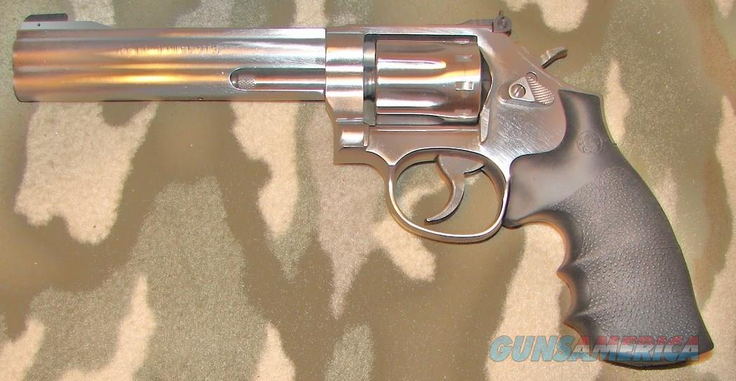 Smith & Wesson 617-6   Guns > Pistols > Smith & Wesson Revolvers > Med. Frame ( K/L )