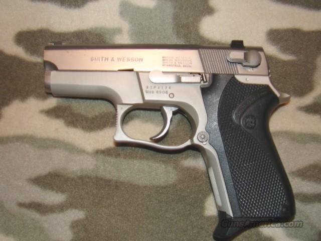 Smith & Wesson 6906  Guns > Pistols > Smith & Wesson Pistols - Autos > Alloy Frame