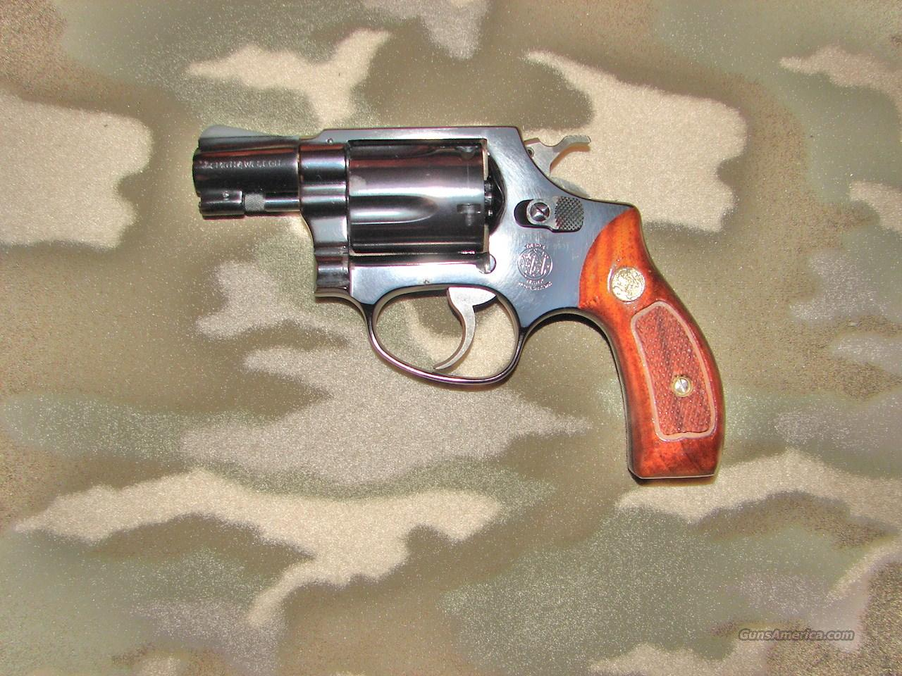 Smith & Wesson 36  Guns > Pistols > Smith & Wesson Revolvers > Small Frame ( J )
