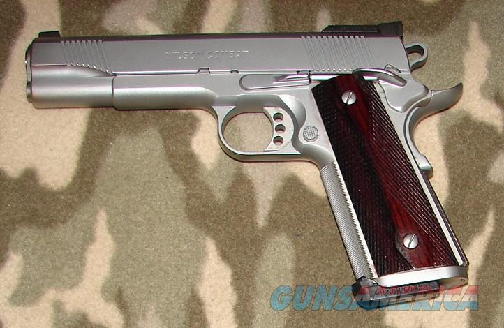 Wilson Combat Super Grade  Guns > Pistols > Wilson Combat Pistols