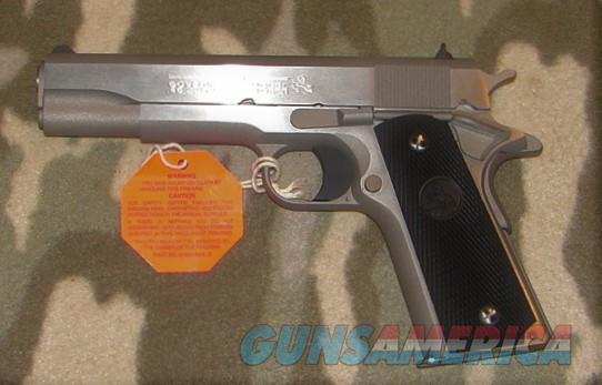 Colt GM SS Ser 80 1991  Guns > Pistols > Colt Automatic Pistols (1911 & Var)