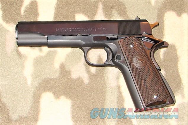 Colt Government Model  Guns > Pistols > Colt Automatic Pistols (1911 & Var)