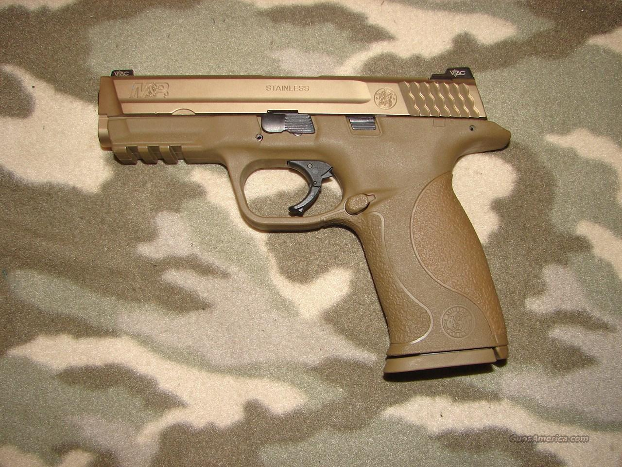 Smith & Wesson M&P 9 Vtac   Guns > Pistols > Smith & Wesson Pistols - Autos > Polymer Frame
