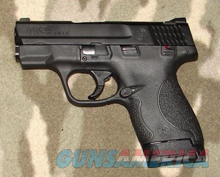 Smith & Wesson 40 Shield  Guns > Pistols > Smith & Wesson Pistols - Autos > Polymer Frame