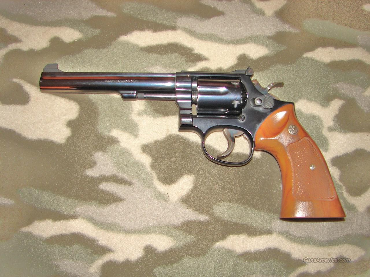 Smith & Wesson 14-4  Guns > Pistols > Smith & Wesson Revolvers > Full Frame Revolver