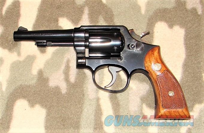 Smith & Wesson 45-2  Guns > Pistols > Smith & Wesson Revolvers > Med. Frame ( K/L )