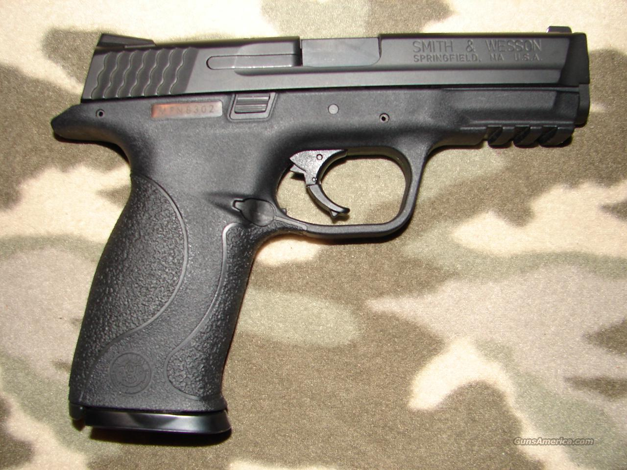 Smith & Wesson M&P 40   Guns > Pistols > Smith & Wesson Pistols - Autos > Polymer Frame