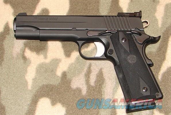 Sig Sauer 1911 Target  Guns > Pistols > Sig - Sauer/Sigarms Pistols > 1911