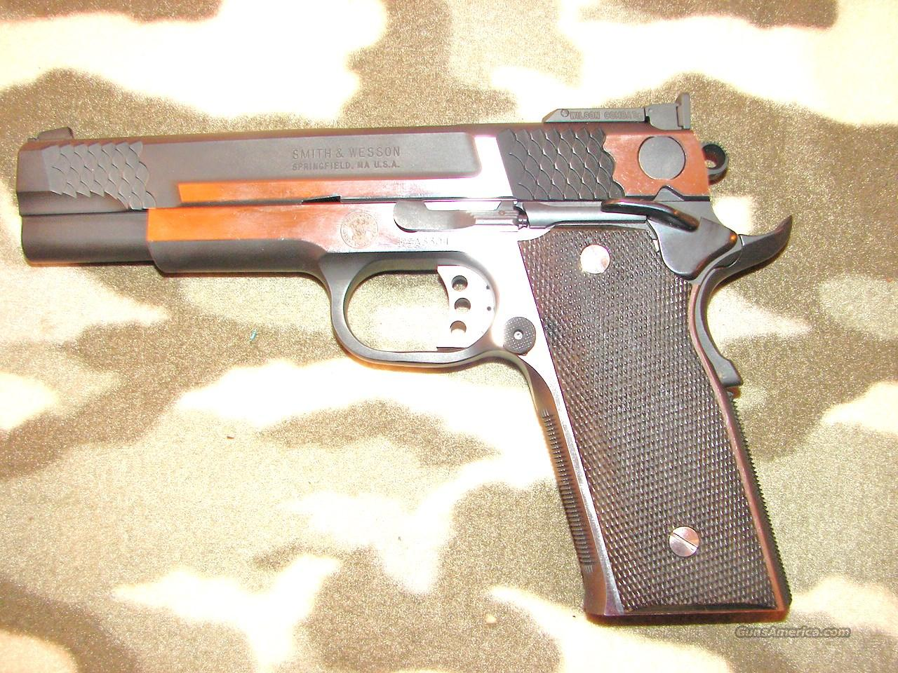 Smith & Wesson 945-1 PC  Guns > Pistols > Smith & Wesson Pistols - Autos > Steel Frame