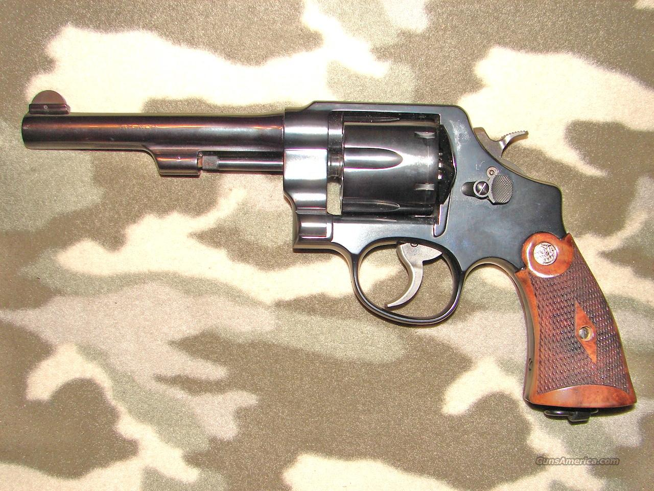 Smith & Wesson 22  Guns > Pistols > Smith & Wesson Revolvers > Full Frame Revolver