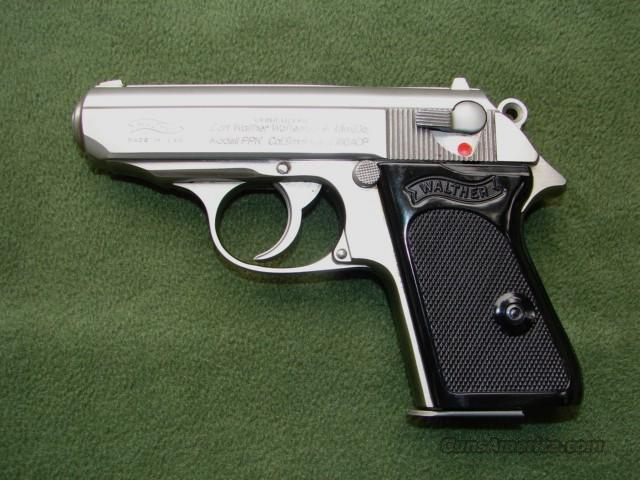Walther PPK Interarms  Guns > Pistols > Walther Pistols > Post WWII > PP Series
