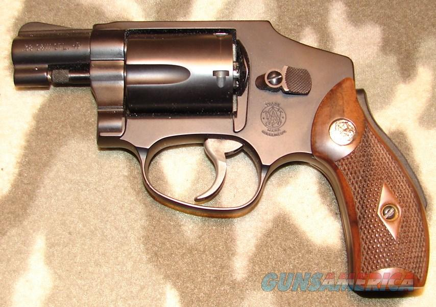 Smith & Wesson 42-2   Guns > Pistols > Smith & Wesson Revolvers > Small Frame ( J )