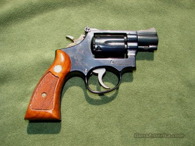Smith & Wesson 15-3 , .38 Special  Guns > Pistols > Smith & Wesson Revolvers > Full Frame Revolver