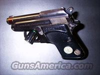 BERETTA 950 22 SHORT  Guns > Pistols > Beretta Pistols > Small Caliber Tip Out
