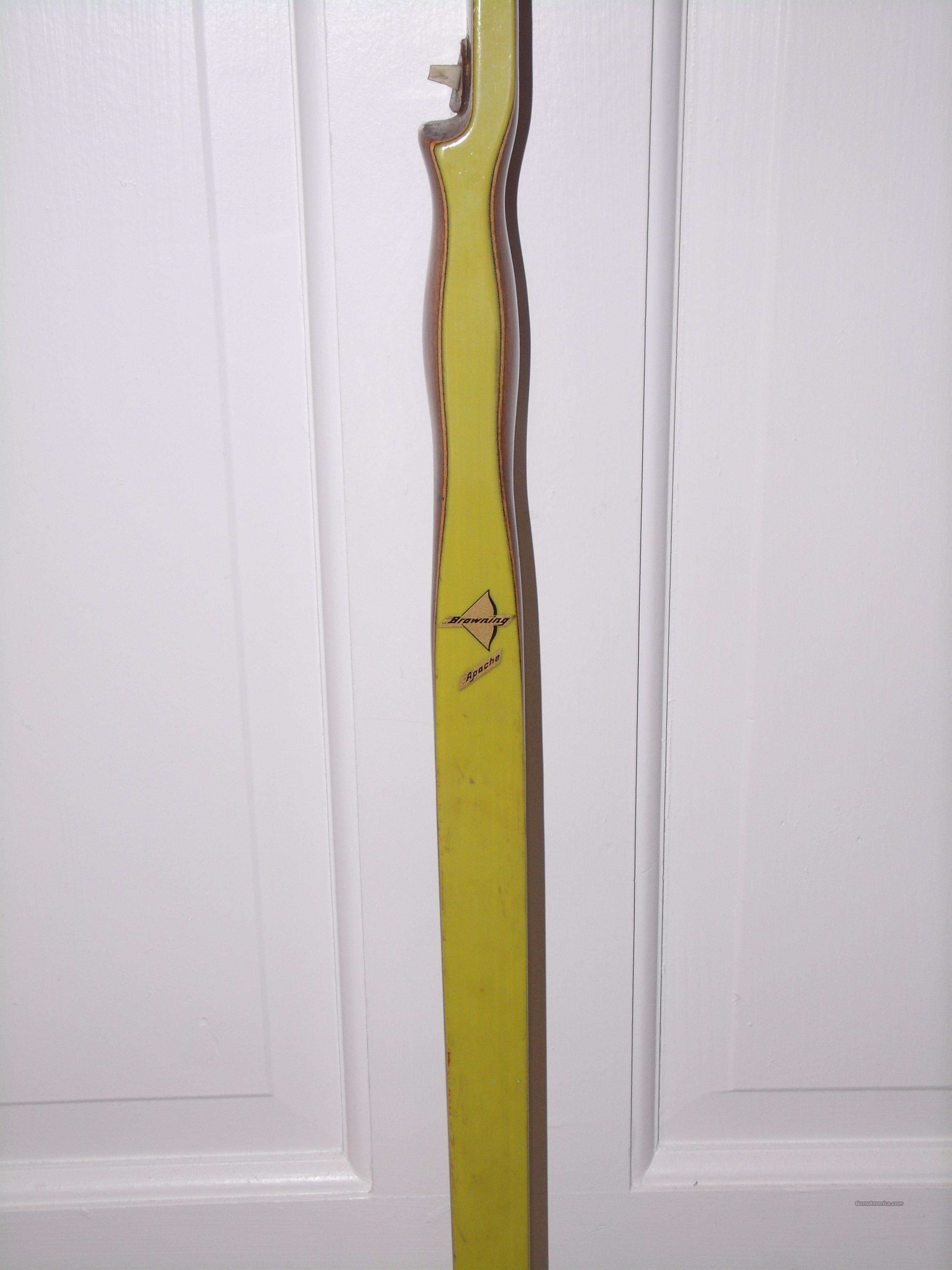 BROWNING APACHE YOUTH BOW/ LH  Non-Guns > Archery > Bows > Recurve