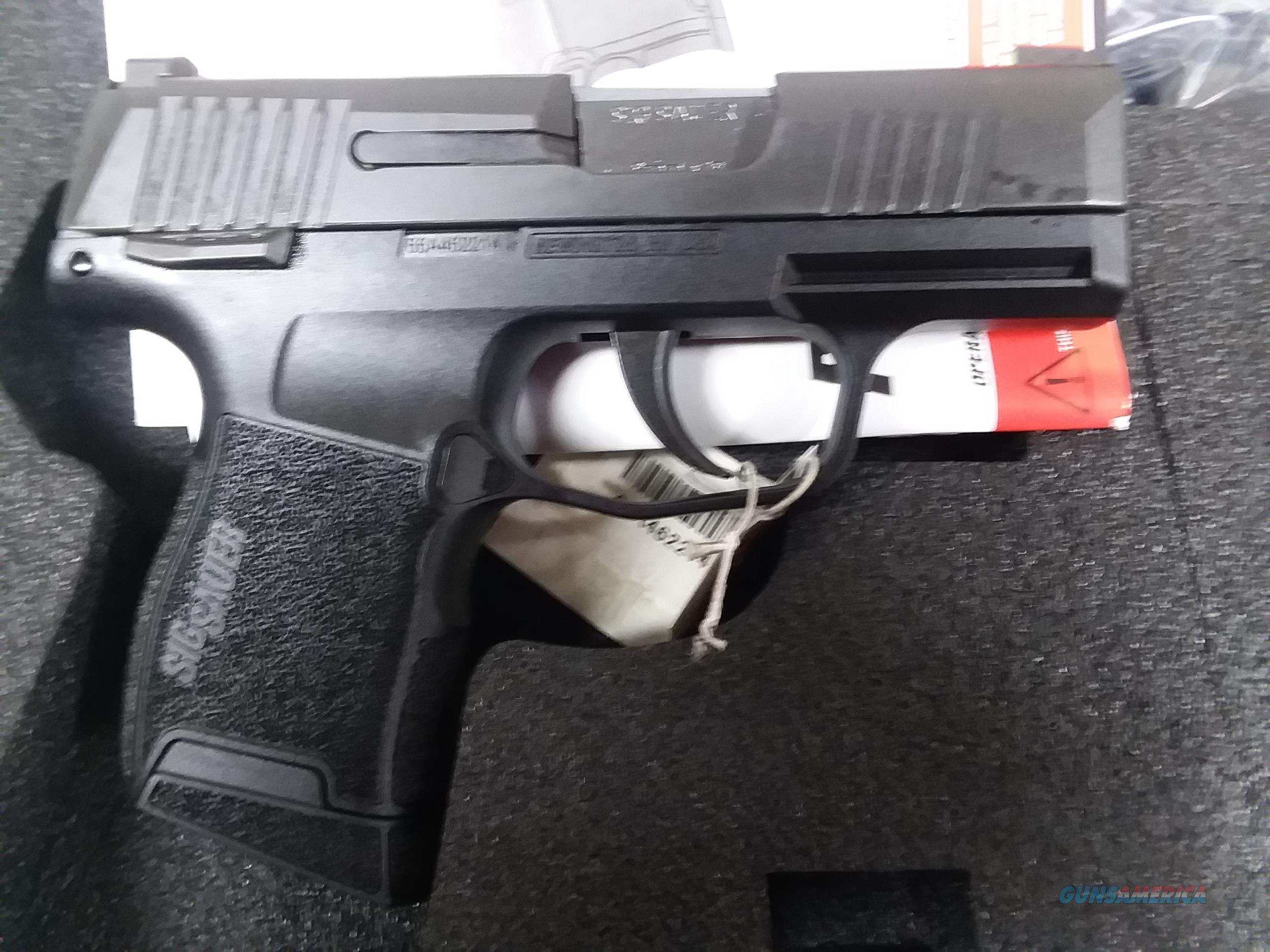 P365 9 MM Manual Safety  Guns > Pistols > Sig - Sauer/Sigarms Pistols > P365