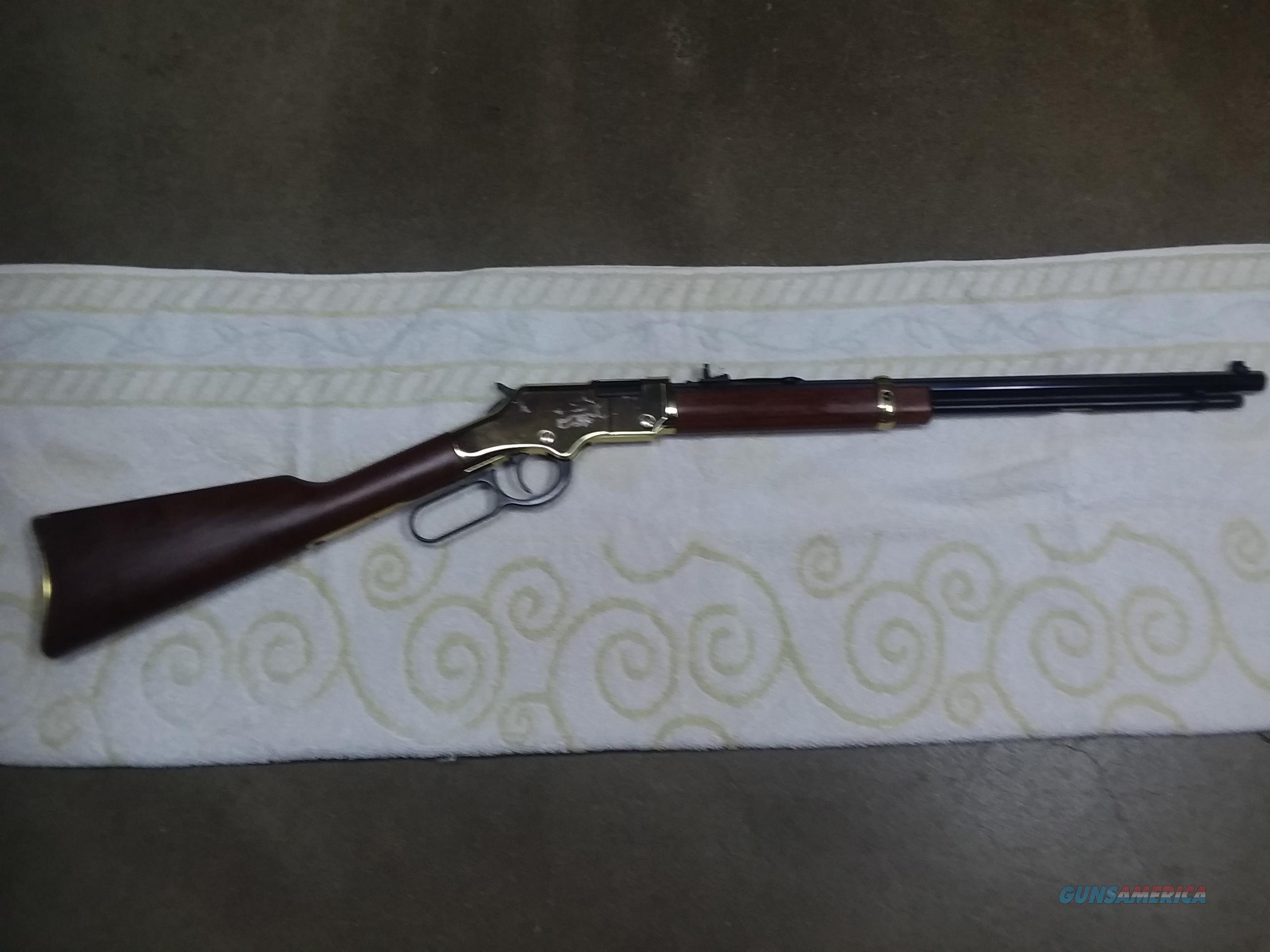 Henry Golden Boy .22 LR  Guns > Rifles > Henry Rifle Company